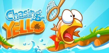 Chasing Yello - охота на золотую рыбку - thumbnail
