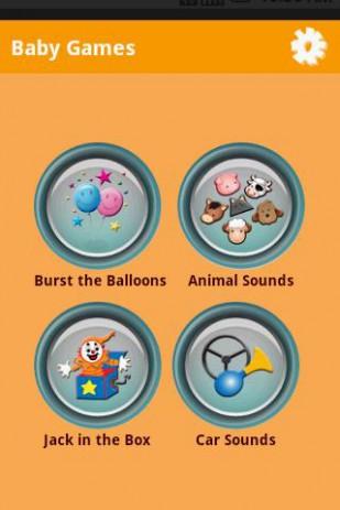 Скриншот Детские игры