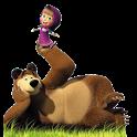 «Маша и медведь. Раскраска» на Андроид