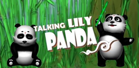 Говорящая Панда Лили - thumbnail