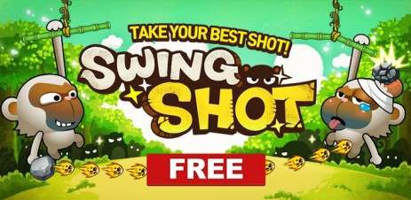 Poster Swing Shot