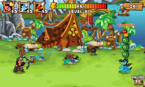 Скриншот Fruit Shoot- стрельба фруктами