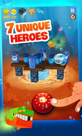 Fish Heroes - рыбка герой | Android