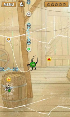 Spider Jack - паук Джек | Android