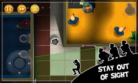 Robbery Bob - воришка Боб | Android