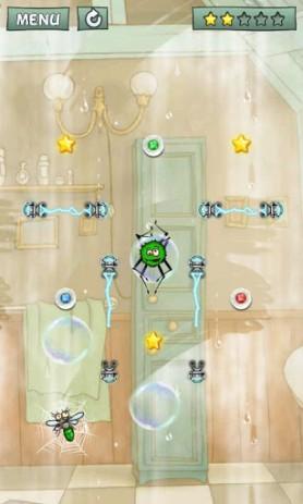 Скриншот Spider Jack – паук Джек