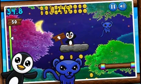 Скриншот побег животных