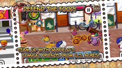 Скриншот Garfield's Defense 2 – приключения Гарфилда – 2