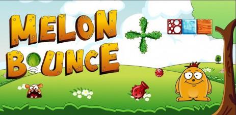 Melon Bounce -  фруктовая головоломка - thumbnail