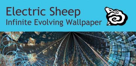 "Electric Sheep - ""электрические"" обои - thumbnail"