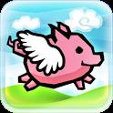 «Pig Rush — беги свинка, беги» на Андроид