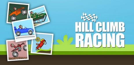 Poster Hill Climb Racing