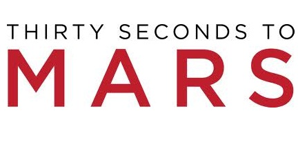 "Poster <span lang=""ru"">30 Seconds to Mars Lite</span>"