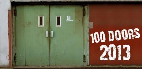 "Poster <span lang=""ru"">100 Дверей 2013 - популярная головоломка</span>"