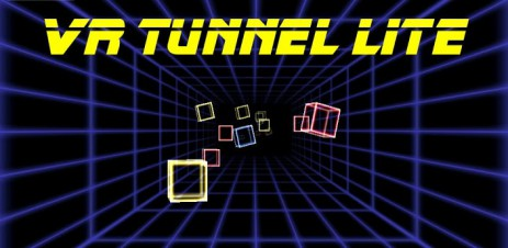 Poster голографические обои — VR Tunnel Live Wallpaper