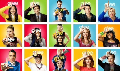 Poster Glee Songs
