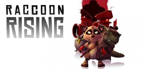 Raccoon Rising - thumbnail
