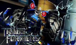 Talking Transformer Wheelie - thumbnail