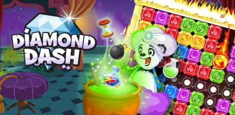Diamond Dash - thumbnail