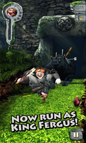 Temple run: Brave | Android