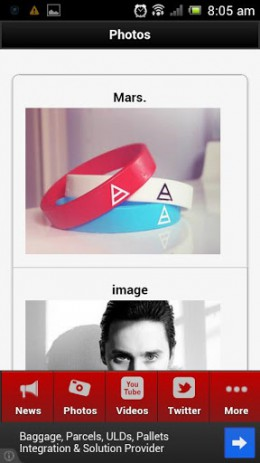 30 Seconds to Mars Lite | Android