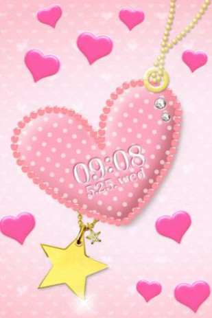 Pink Heart | Android