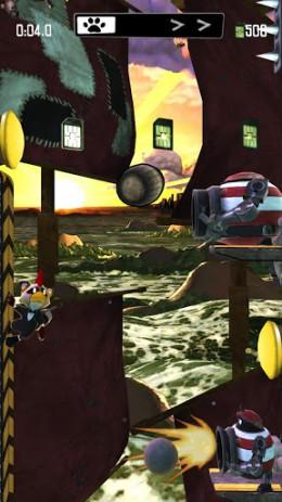 Скриншот восстание енотов