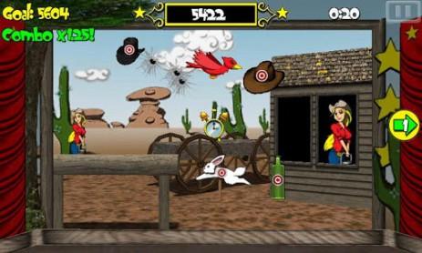 Скриншот карнавальный тир