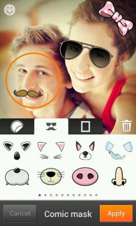 Cymera: Camera & Photo Editor | Android