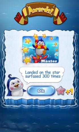 Скриншот отважный пингвин