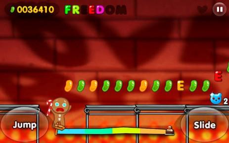 Скриншот побег из духовки