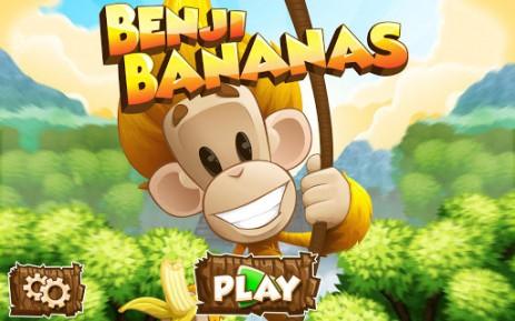 Скриншот приключения веселой обезьянки