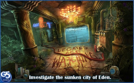 Бездна: Духи Эдема | Android