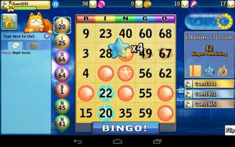Скриншот Bingo Beach