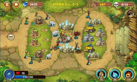 Castle Defense | Android