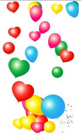 Colorful Balloons for kids | Android