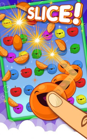 Скриншот Fruit Pop!