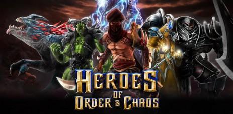 Heroes of Order & Chaos - thumbnail
