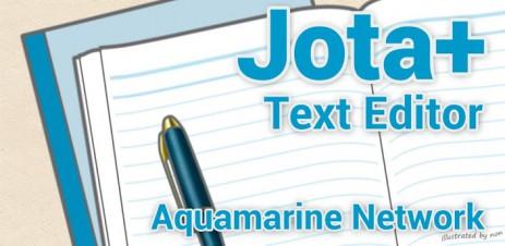 Текстовый редактор Jota+ - thumbnail