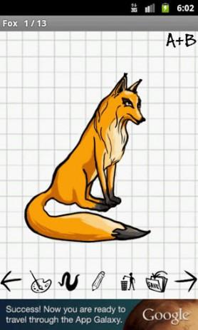 Как рисовать - уроки пошаговаго рисования | Android