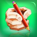 «Как рисовать — уроки пошаговаго рисования» на Андроид