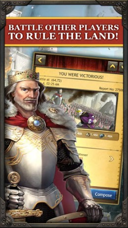 Kingdoms of Camelot: Battle for the North | Android