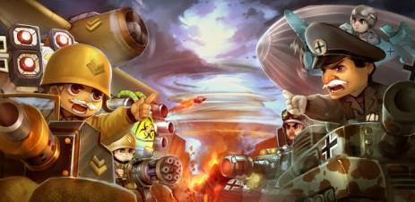 Маленький командир: WWII TD - thumbnail
