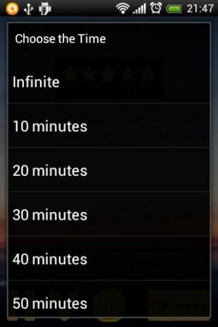 Скриншот Колыбельные для детей