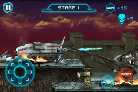 Metal Gun - Blood War | Android