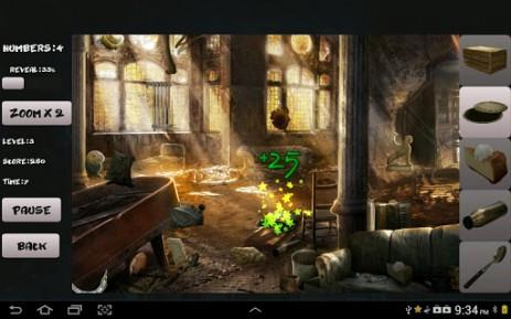 Скриншот найдите скрытые предметы