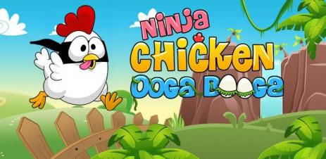 Ninja Chicken Ooga Booga - thumbnail