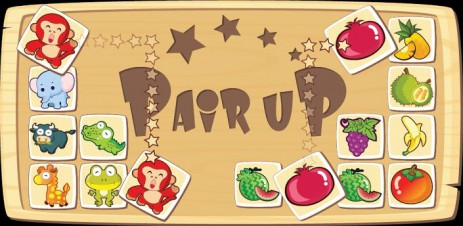 Pair Up (Fruit & Animal) - thumbnail