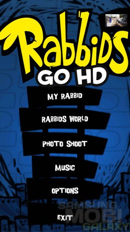 Rabbids Go Phone Again HD | Android