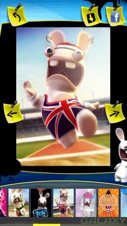 Скриншот безумный кролик